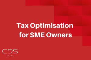 Tax Optimisation for SME Owners
