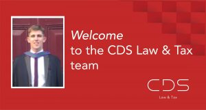 Welcome to the CDS Law & Tax team